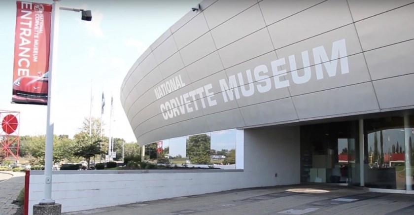 national corvette museum picture