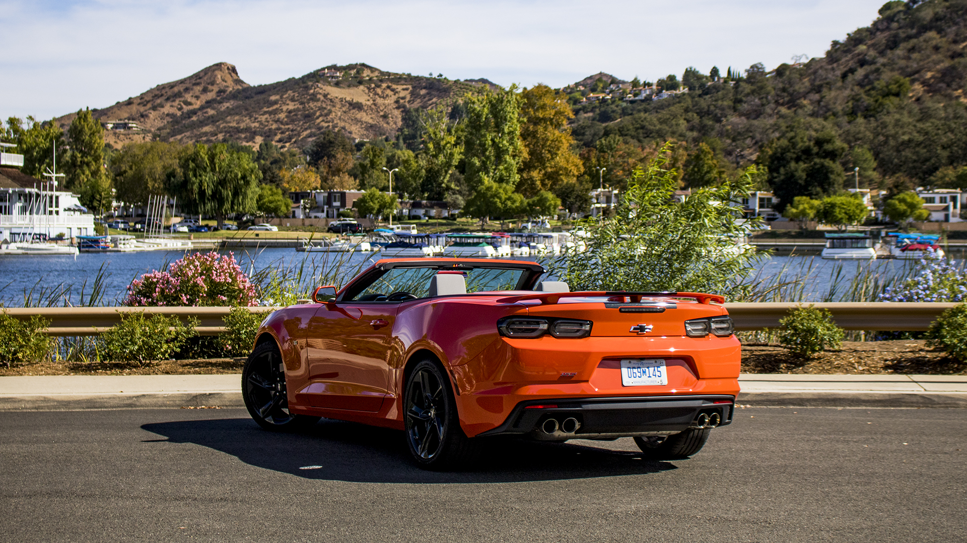 2019 Chevrolet Camaro SS First Drive Review - Westphal ...