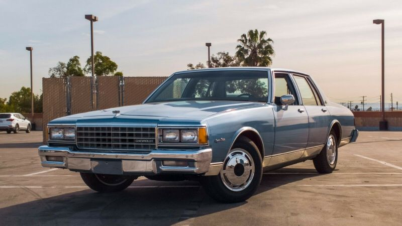 Chevrolet Caprice for sale