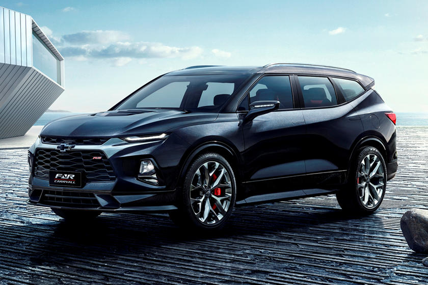 New GM Crossover named