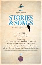 stories&Songs 2016