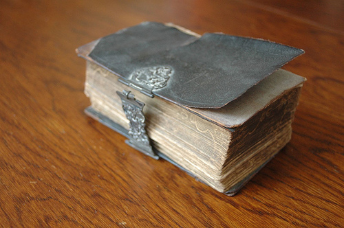 Old Dutch Family Bible (from flickr.com)