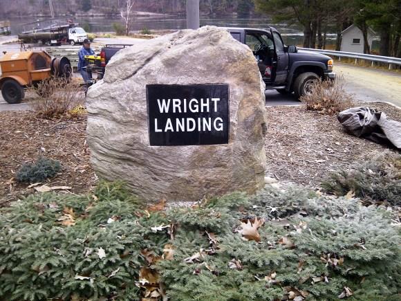 Wright Landing 2