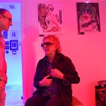 """Legendary Photographer """"Pops"""" Up at Papageorge's Place"""