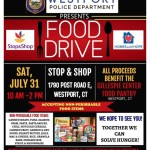 Food Drive on Saturday helps Homes with Hope, Gillespie Center