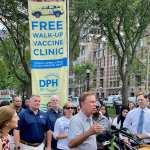 Lamont: No Vaccine Mandates Needed … Now