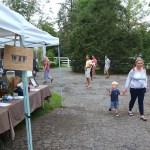 Eco Market Celebrates Environmental Care at Wakeman Town Farm