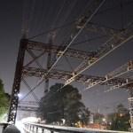PHOTOS: Train Station Night …