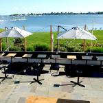 La Plage Restaurant: New Day on the Beach at Longshore