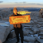 2,650-Mile Hike Concluding with Great Success for Charity & Family