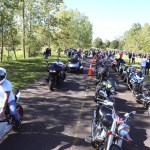 9-11 Bike Rally Rides off From Westport