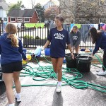Girls Soccer Scores with Saturday Car Wash Fundraiser