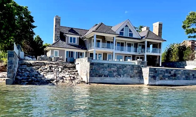 P&Z Orders Waterfront Home's Owner to Rip Out Work Done Without Oversight