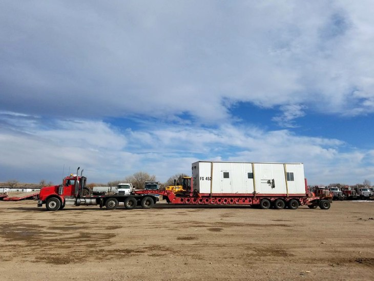 Utah Best Oilfield Trucking Compnay