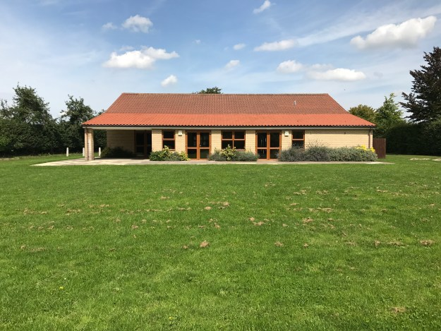 Hire West Row Village Hall Rear View