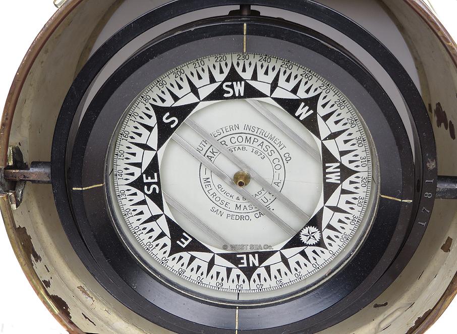 West Sea Company Nautical Antiques
