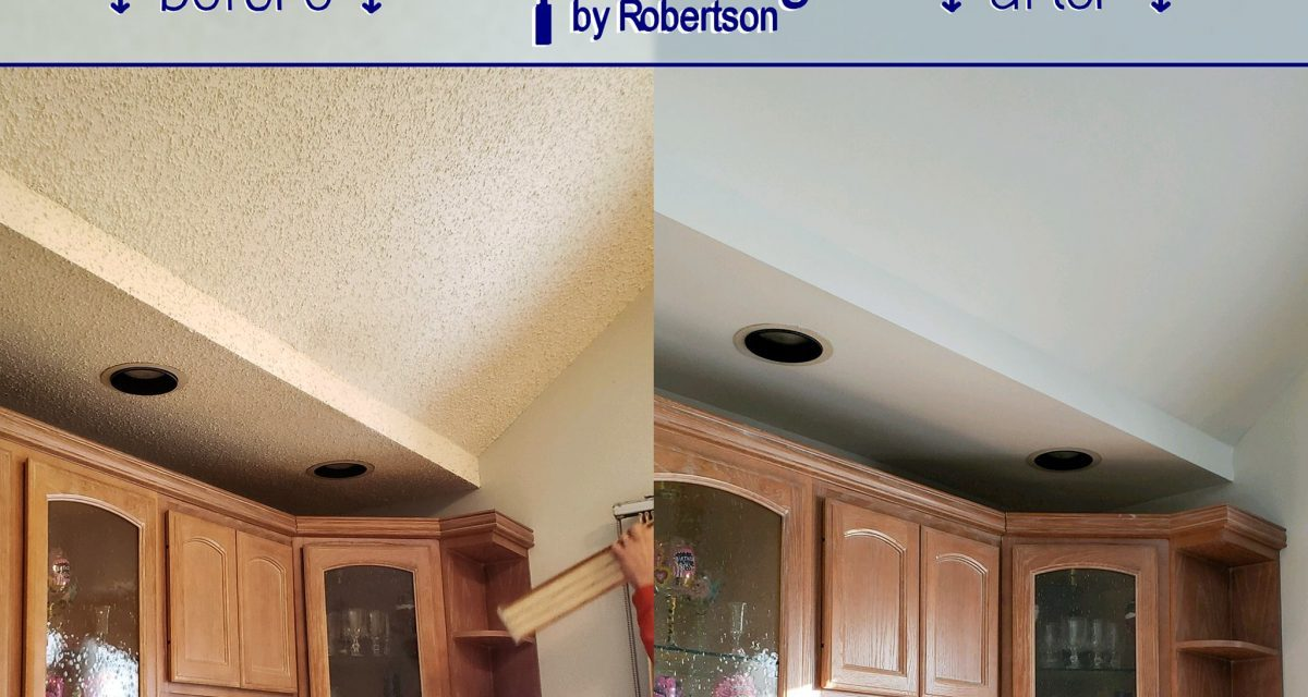Removing A Popcorn Ceiling Protect Yourself And Your Property West Seneca Chamber Of Commerce