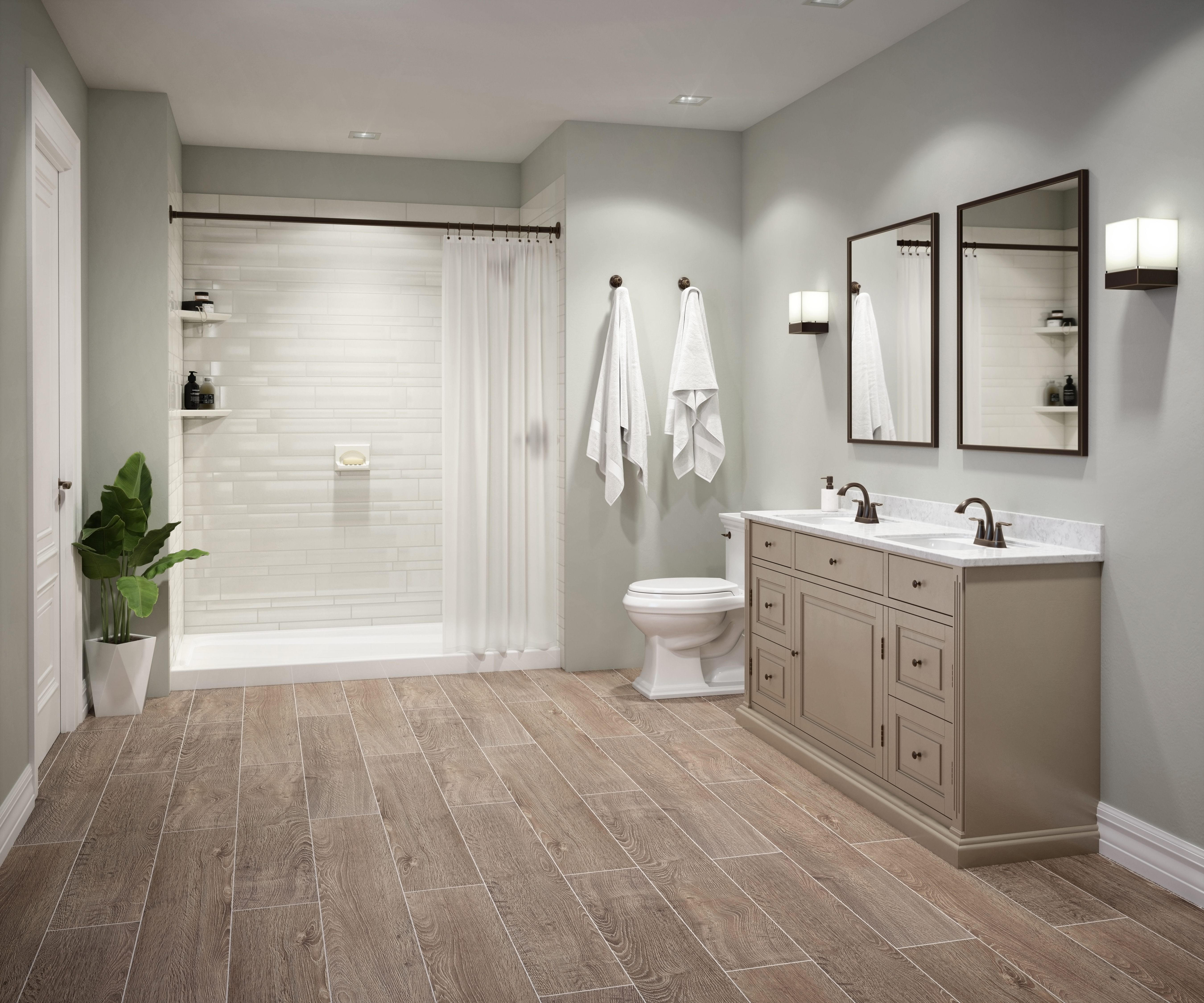 Management was an issue at the time of my employment but the staff came together to get the jobs done to the best of our ability. Best Bath Shower Replacement Contractors West Shore Home