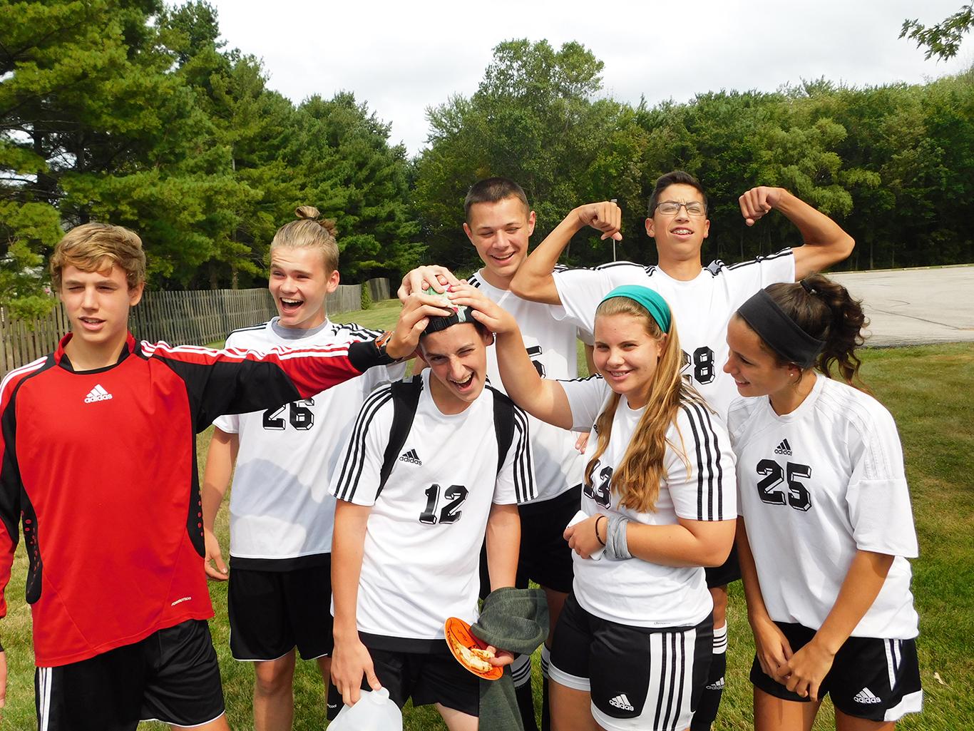 HEARTS High School Soccer Team