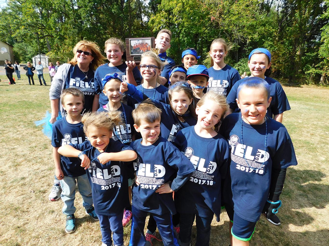 Field Day Winners