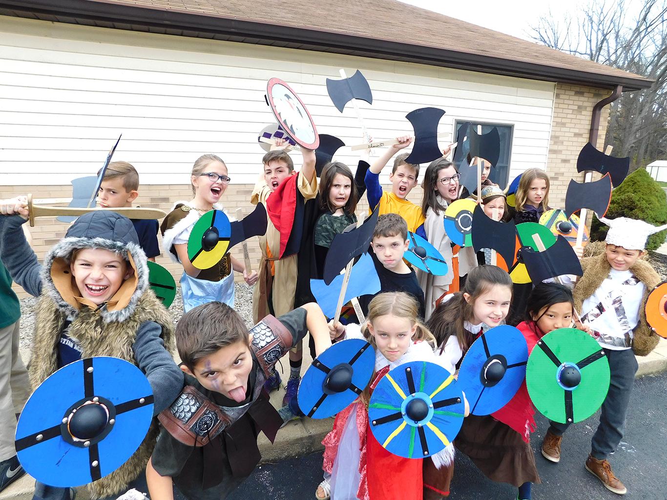 4th Grade Vikings