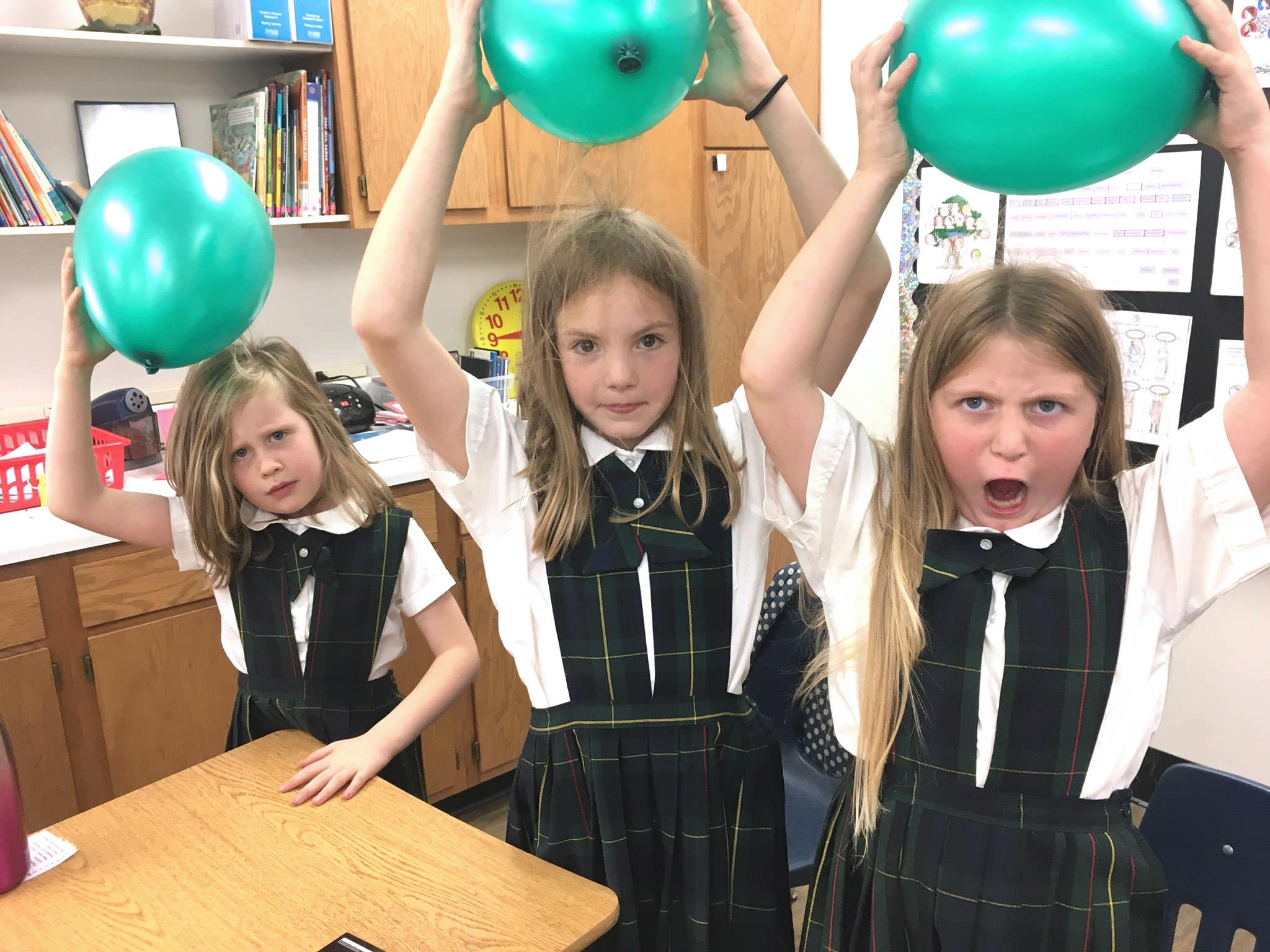 Third Grade Science
