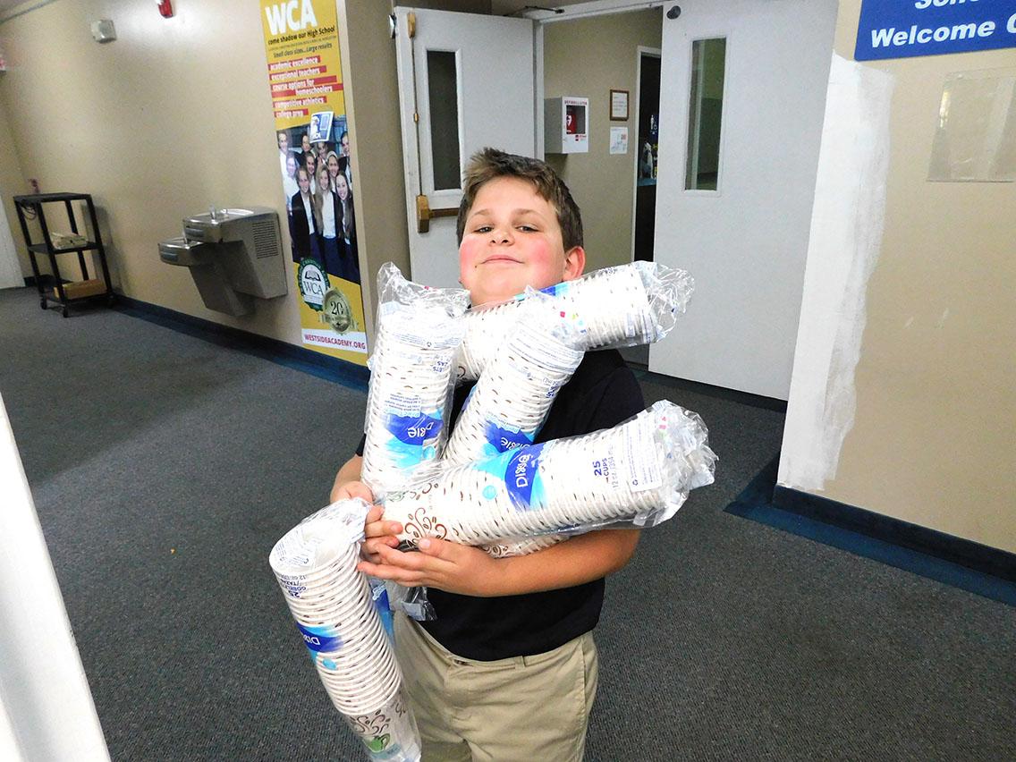 Fourth Grade Helper
