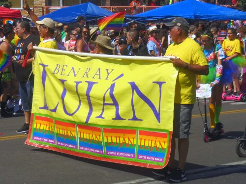 Ben Ray Lujan for US Senate