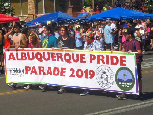 Albuquerque Pride Parade 2019