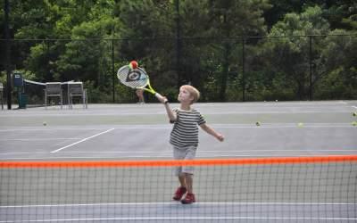 2017 Kids Tennis Camps