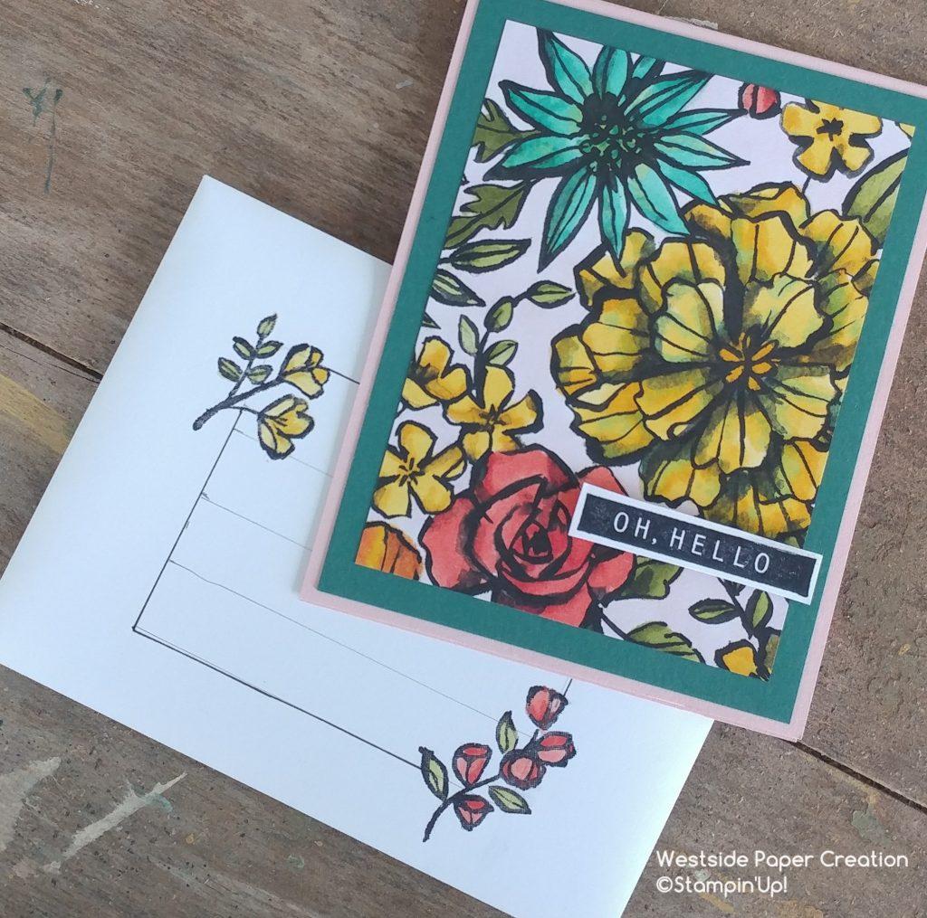 Petal Passion Card