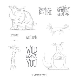 Animal Outing by Stampin' Up!