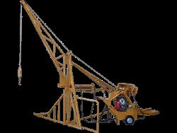 hydraulic hoist