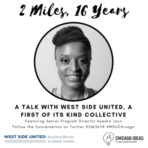 2 Miles, 16 Years: A talk with West Side United.