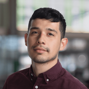 Gerardo Duran, Photograph & Videography Fellow
