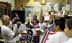 Students Celebrate Black History Month at West Town Museum