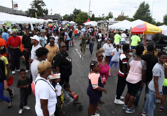 Residents, guests get a real Taste of Bellwood