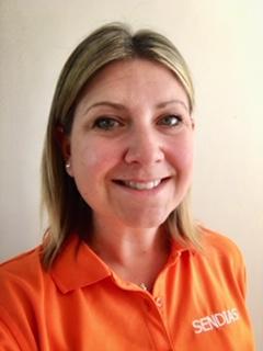 Claire Chapman - Parent Adviser, Area B