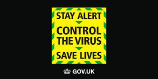 Government coronavirus notice