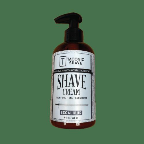 Excalibur shave cream