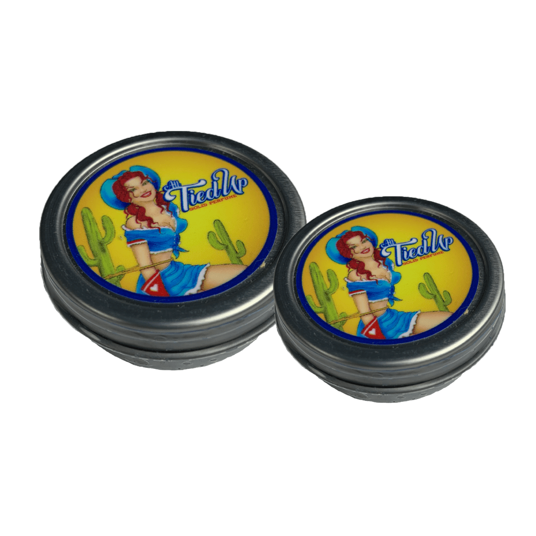 All Tied Up solid perfume