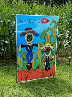 West Preserve - The Corn Maze at West Tubing Company - Warne, NC