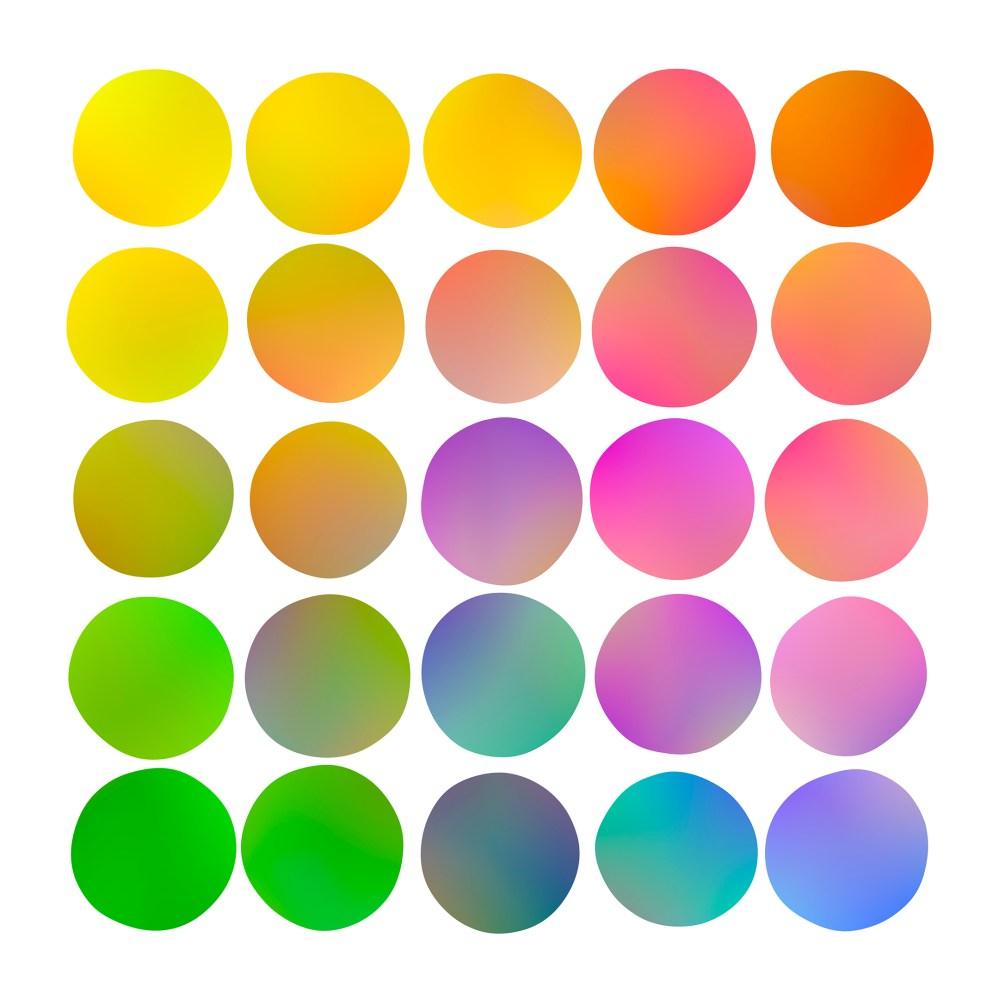 #82 | Twenty-five Dots