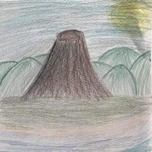 #89K   Volcano Island