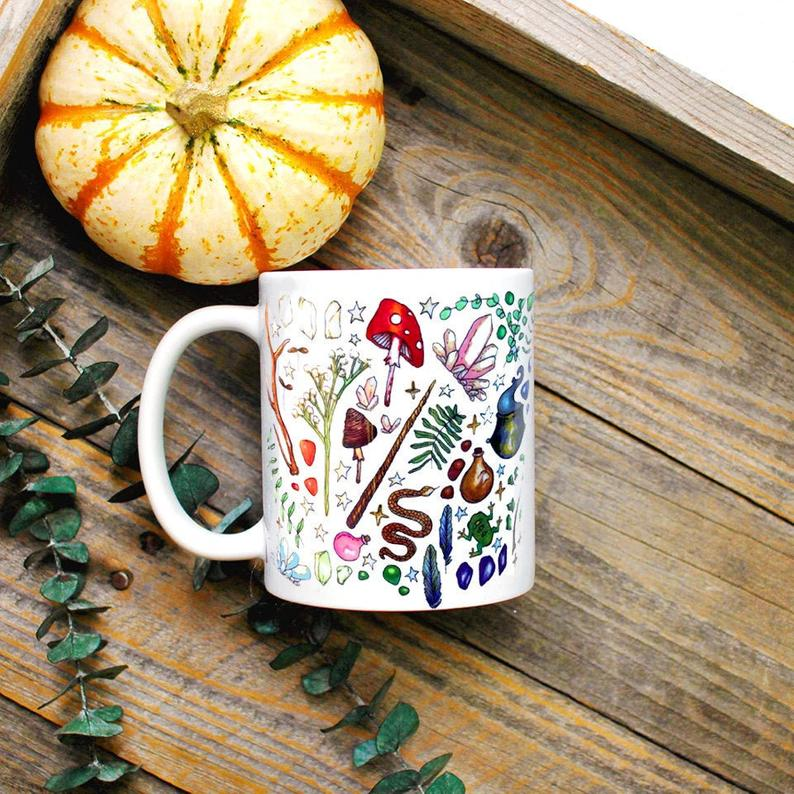 Magic Woodland Mug