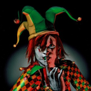 #49 | Harlequin-not the DC Comics one