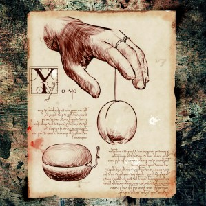 #89   Lost Page from Leonardo's Invention Book