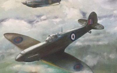 Flight of Spitfires
