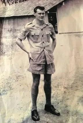 Ray Quant in Ceylon