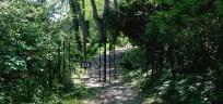 pretty ornate gate